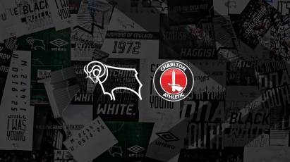 Join Us At Pride Park For Derby's Final Game Of 2019 Against Charlton Athletic