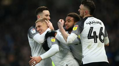 IN PICTURES: Derby County 1-1 Queens Park Rangers
