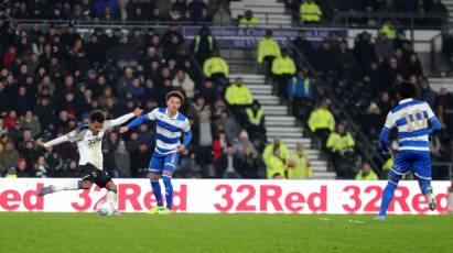 HIGHLIGHTS: Derby County 1-1 Queens Park Rangers