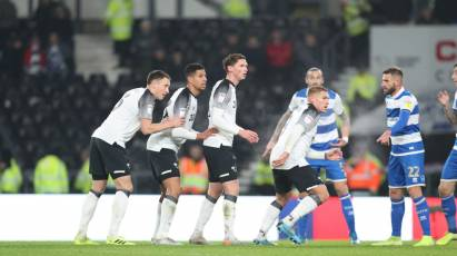 Relive The Full 90 Minutes Of The Rams Against QPR