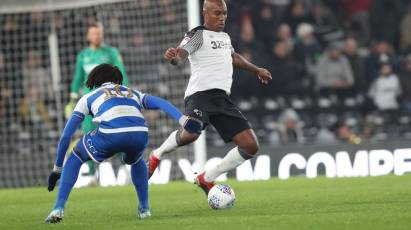 Wisdom Discusses 'Good Feeling' To Have Rooney With Derby