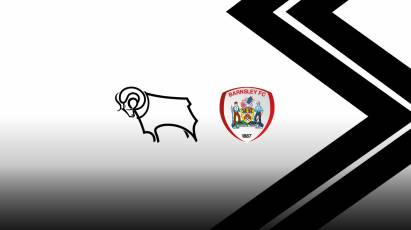 Matchday Ticket Prices Confirmed For Derby's Fixture Game Of 2020 Against Barnsley