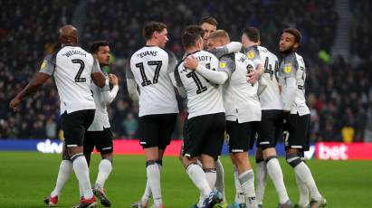 Matchday Moments: Derby County 1-1 Queens Park Rangers