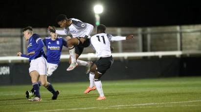 U23s HIGHLIGHTS: Derby County 5-1 Birmingham City