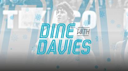 Dine With Davies And Special Guest Phil Gee For Derby's Meeting With Millwall