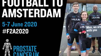 Represent Derby County On The Biggest Ride In Football