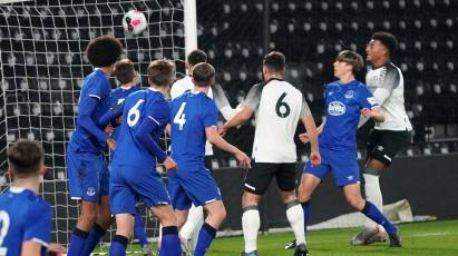 Rams Beat Everton To Book Their Place In FA Youth Cup Fourth Round
