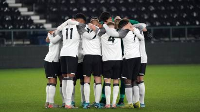 U18 Highlights: Derby County 1-0 Everton