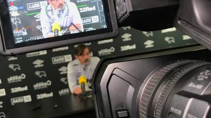 Cocu Speaks To The Media Ahead Of Blackburn Trip