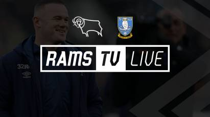 Wayne Rooney To Join RamsTV In The Studio For UK Broadcast Of Sheffield Wednesday Game
