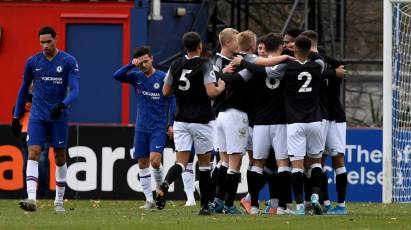Derby's U23s Settle For A Point In Six-Goal Thriller At Chelsea