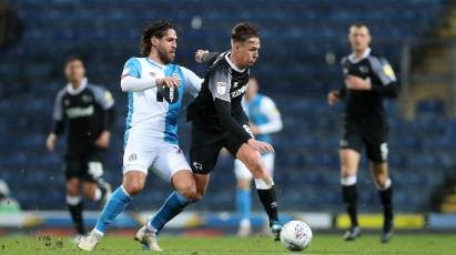 Rams Fall To 1-0 Defeat At Blackburn Rovers