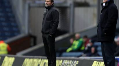 Cocu Gives His Take On Derby's Loss At Blackburn