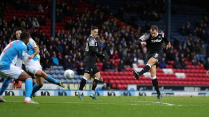 Watch The Full 90 Minutes As Derby County Faced Blackburn Rovers