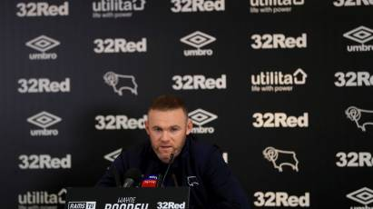 """Rooney: """"Everyone Has Been Great With Me"""""""