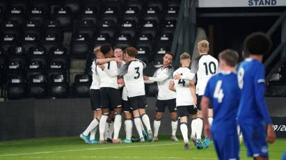U18s Set To Face Brighton And Hove Albion In FA Youth Cup Fourth Round