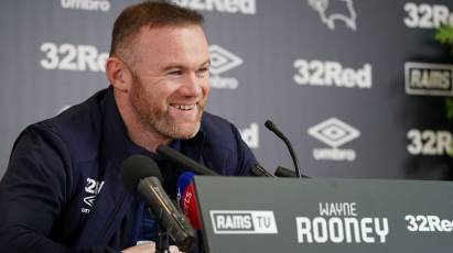 Watch Rooney's Press Conference In Full