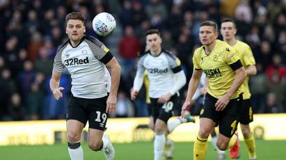 IN PICTURES: Derby County 0-1 Millwall
