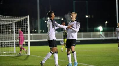 U23s Highlights: Derby County 4-2 Southampton