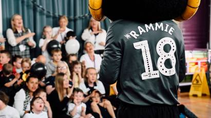 Annual Report Reveals Biggest Ever Year For The Derby County Community Trust