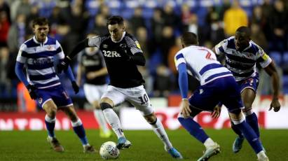 Watch The Full 90 Minutes As Derby County Travelled To Reading