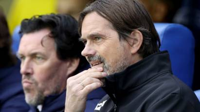 Cocu Gives His Take On Derby's Loss At Reading