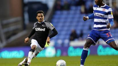 In Pictures: Reading 3-0 Derby County