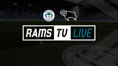 Wigan Athletic Vs Derby County Available To Watch Outside Of The UK On RamsTV