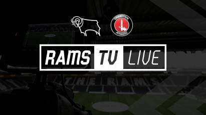 Derby County Vs Charlton Athletic Available To Stream LIVE In Select Countries