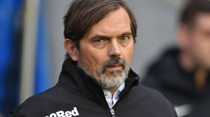 """Cocu: """"The Lads Worked Hard For That Goal"""""""