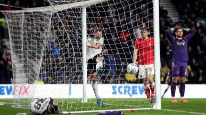 IN PICTURES: Derby County 2-1 Charlton Athletic