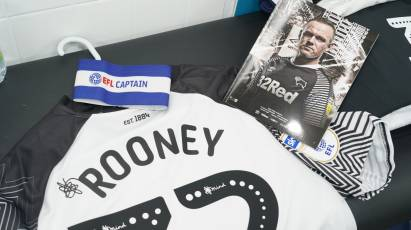 Wayne Rooney Starts And Captains Rams On His Debut