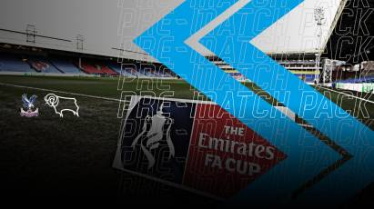 Everything You Need To Know About Derby's FA Cup Third Round Tie At Crystal Palace