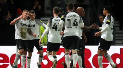 IN PICTURES: Derby County 2-1 Barnsley