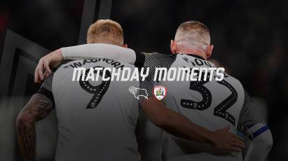 Matchday Moments: Derby County 2-1 Barnsley