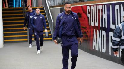 Nine Changes For The Rams As Huddlestone Returns From Injury For Cup Clash