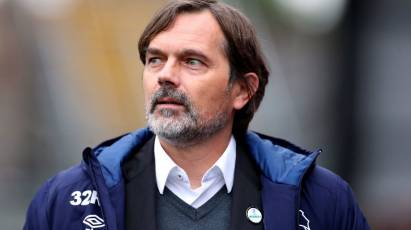 Cocu Eyeing Results To Match Derby's Displays On The Road