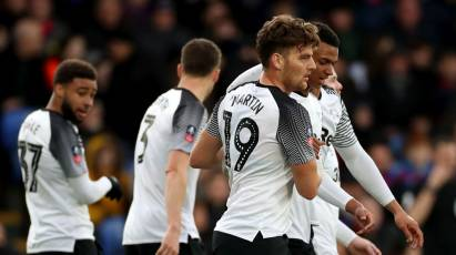 HIGHLIGHTS: Crystal Palace 0-1 Derby County