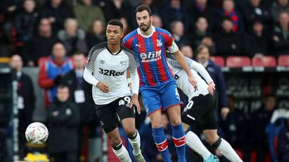 IN PICTURES: Crystal Palace 0-1 Derby County