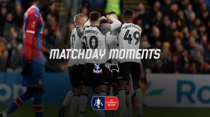 Matchday Moments: Crystal Palace 0-1 Derby County