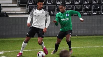 Watch The Full 90 Minutes As Derby County U18s Took On Brighton In The FA Youth Cup