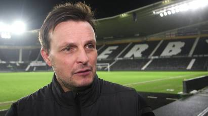 Walker Reacts After FA Youth Cup Defeat