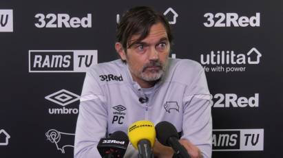 Cocu Addresses Media Ahead Of Rams' Trip To Middlesbrough
