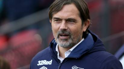 Cocu Pleased To See Rams Extend Unbeaten Run In Boro Draw