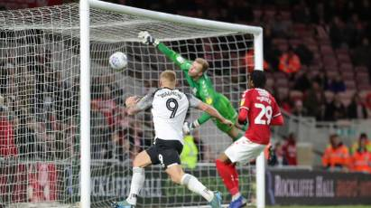 HIGHLIGHTS: Middlesbrough 2-2 Derby County