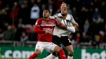 Rewatch Derby County Take On Middlesbrough In Full