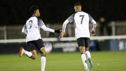 Young Rams Fight Back To Earn A Draw Against Spurs