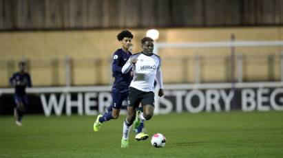 Watch Derby County U23s Take On Tottenham Hotspur In Premier League 2