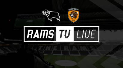 Derby County Vs Hull City Available To Watch Outside The UK On RamsTV