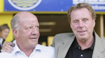 "Harry Redknapp On Jim Smith: ""He Was A Special Man"""